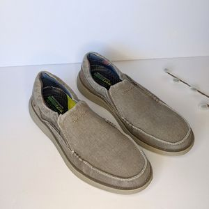 Sketchers goga mat memory foam shoes size 8.5